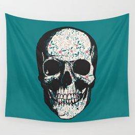 G-Skull Wall Tapestry