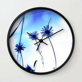 LE REVE BLEU Wall Clock