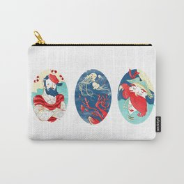 nautical Carry-All Pouch