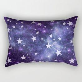 ALL STARS PURPLE Rectangular Pillow