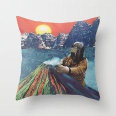 18:01 Throw Pillow