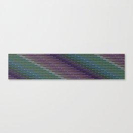 Static XXXIX Canvas Print