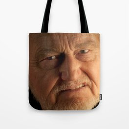 The Grimace Tote Bag