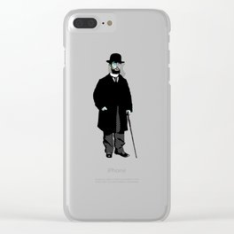 Toulouse Lautrec Clear iPhone Case