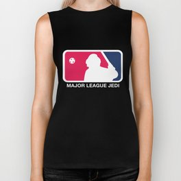Major League Jedi Biker Tank