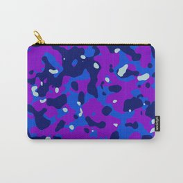 Abstract organic pattern 13 Carry-All Pouch