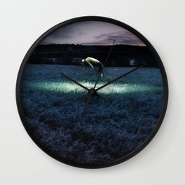 Gods or Monsters? Wall Clock