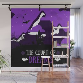 The Court of Dreams Wall Mural