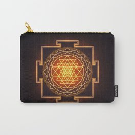 Sri Yantra XI Carry-All Pouch