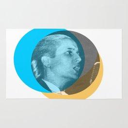 Eva Perón - Shouts of Glory Rug