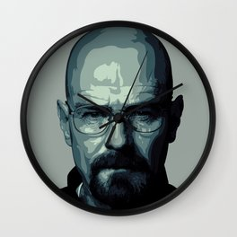 OZYMANDIAS | BREAKING BAD Wall Clock