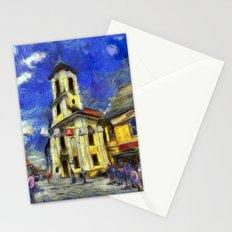 Szentendre Hungary Van Gogh Stationery Cards