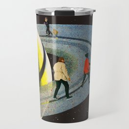 Saturn's Rink Travel Mug