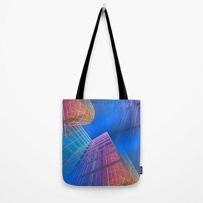 citylines -6- Tote Bag