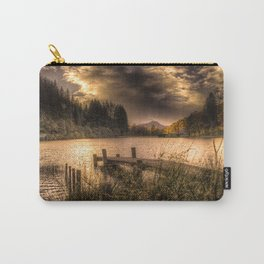 Loch Ard at Sunset Carry-All Pouch