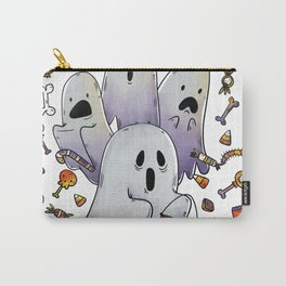 Hallo Ghosts Carry-All Pouch