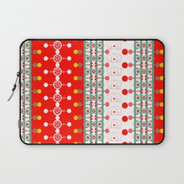 Psychedelic Cat World Laptop Sleeve