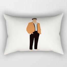 Benjamin The Graduate 60s movie Rectangular Pillow