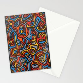 Spacer One Stationery Cards