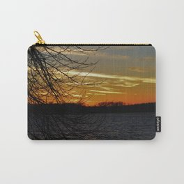 Sunset on the River. Carry-All Pouch