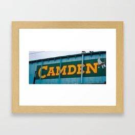 Camden Framed Art Print