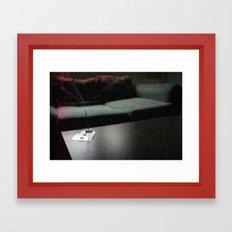Scented Framed Art Print