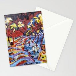 Malecón Santo Domingo Stationery Cards