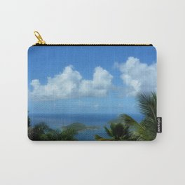 Bird View over the Ocean Carry-All Pouch