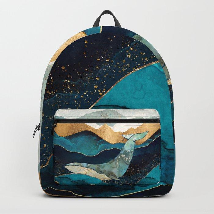 Blue Whale Rucksack