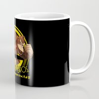 donkey kong Mugs featuring Donkey Kong - Super Smash Bros. by Donkey Inferno