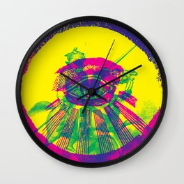 This Guiding Light Wall Clock