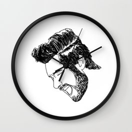 Dan Smith Wall Clock