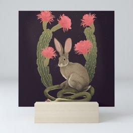 What lies within us Mini Art Print