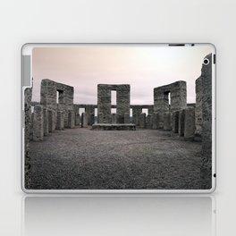 Maryhill Stonehenge Laptop & iPad Skin