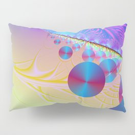 Supported Discs B Pillow Sham