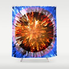 Blast Shower Curtains Society6