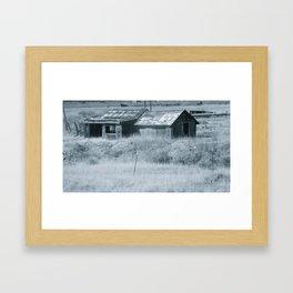 Fixer Upper Framed Art Print