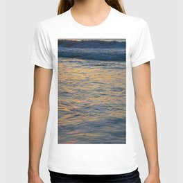 Sunset over Calm Waters, Florida T-shirt