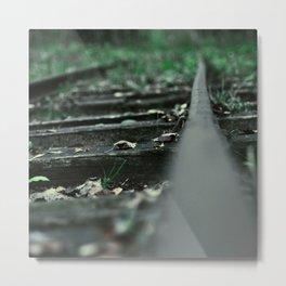 Haunted trails Metal Print