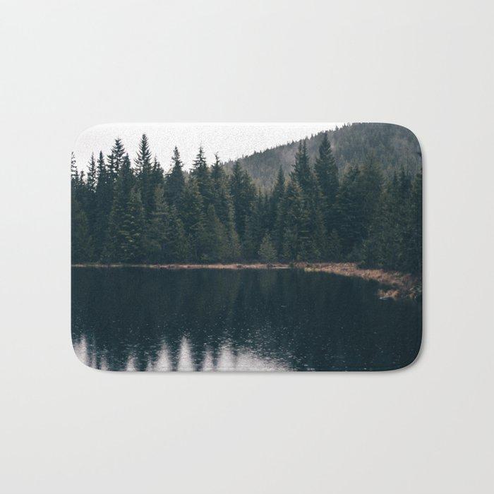 Forest Lake Bath Mat