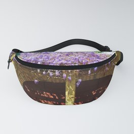 Blossom Covered Area Fanny Pack