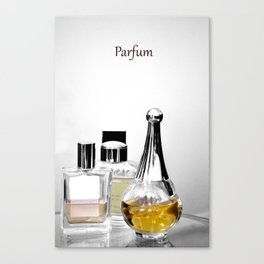 Fashion City: Parfum II Canvas Print