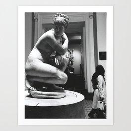 Venus British Museum Art Print