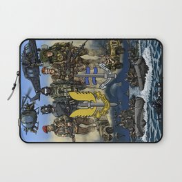 He Who Dares Laptop Sleeve