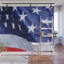 Flag of the United States Wall Mural