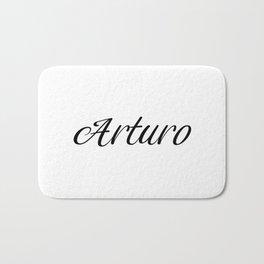 Name Arturo Bath Mat