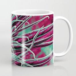 Green & purple succulent Coffee Mug