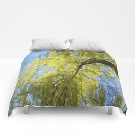 Whispering Willow Comforters
