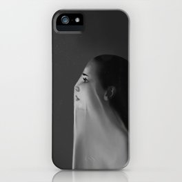 Seeking what's left of truth iPhone Case