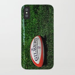 Rugby Time iPhone Case